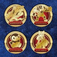 第2弾メダル