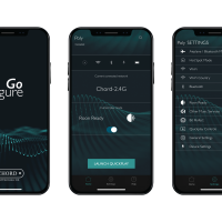 GoFigure Phone Display (Transparent)